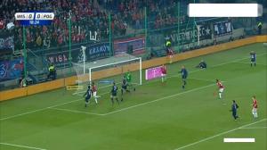 Wisła-Pogoń 1-0 Brożek