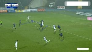 Zawisza-Lech 1-0 Teodorczyk