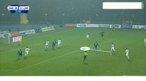 Zawisza-Lech 1-1 Masłowski
