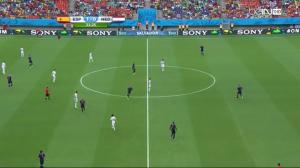 Hiszpania Pressing 4
