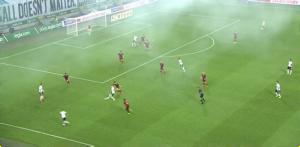 Legia Warszawa w ataku pozycyjnym