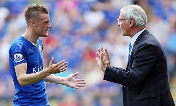 Vardy, Ranieri